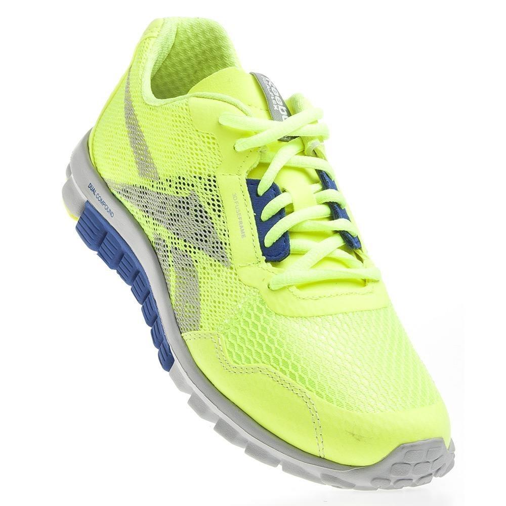 Reebok Reebok Reebok Realflex Run 20 V46846 bluee halfshoes 57864d