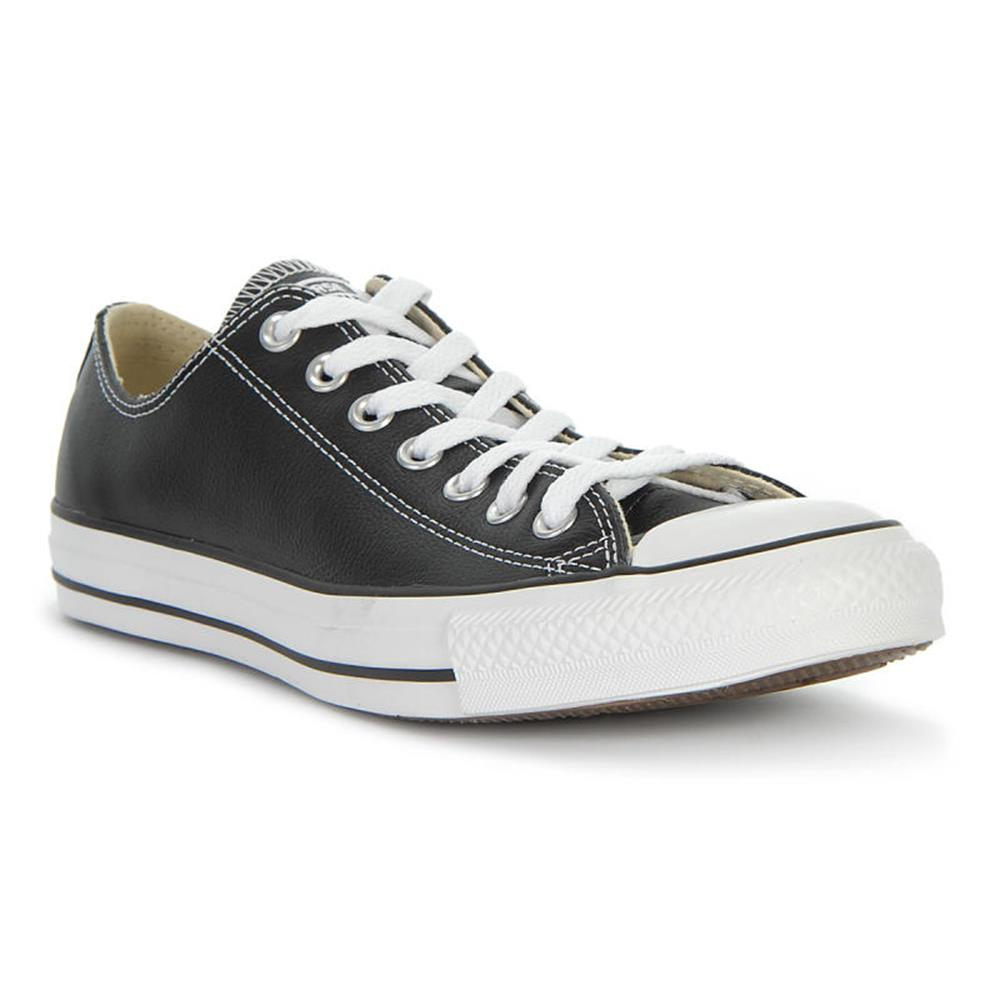 Converse CT OX C132174 nero sneakers alte