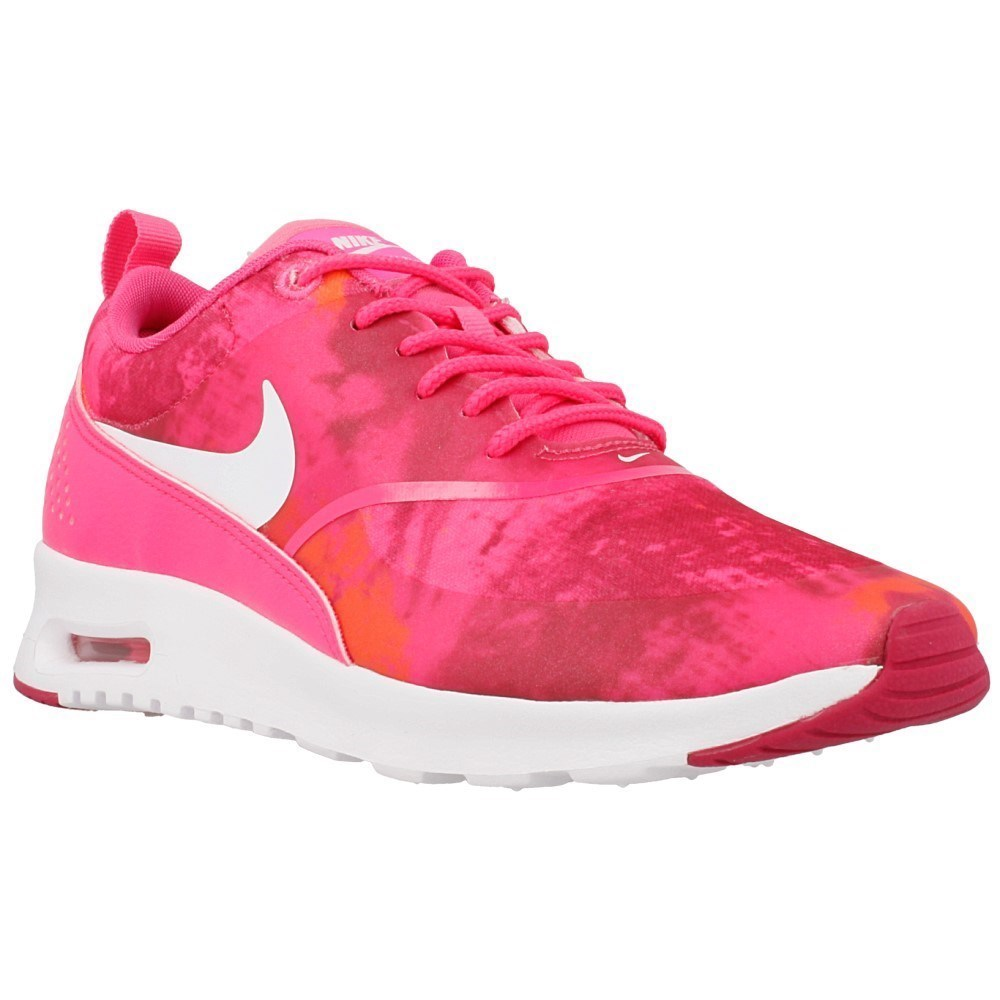 Details zu Nike Wmns Air Max Thea Print 599408602 pink halfshoes