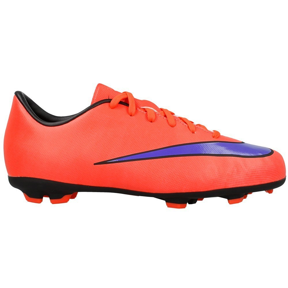 Nike v mercurial victory v Nike fg junior 651634650 red trainers 67d4a9
