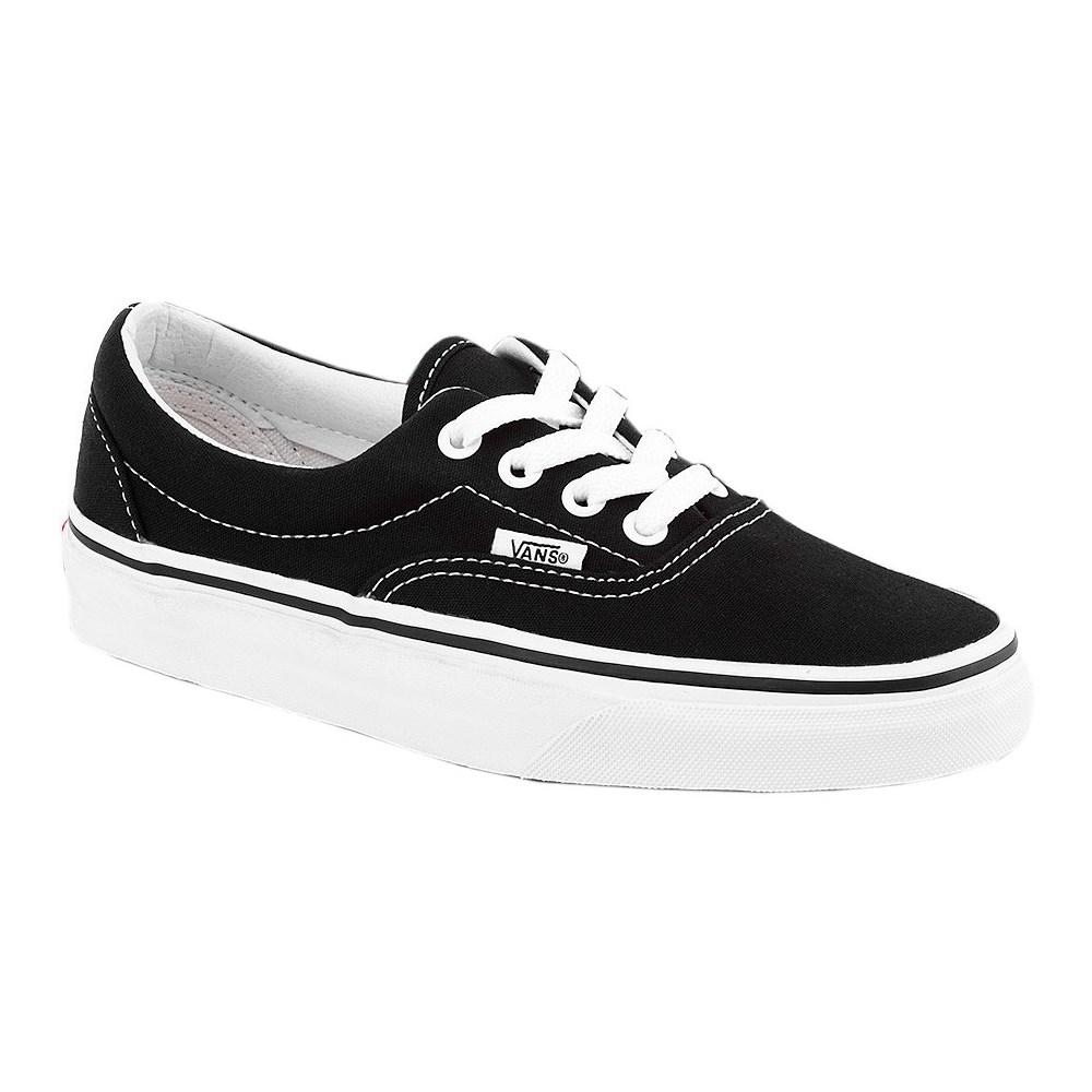 Vans Era Black VEWZBLK bianco sneakers alte