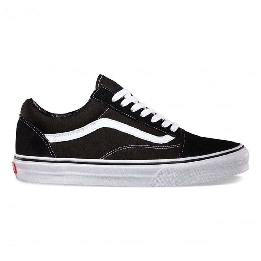 Vans Old Skool VD3HY28 bianco sneakers alte