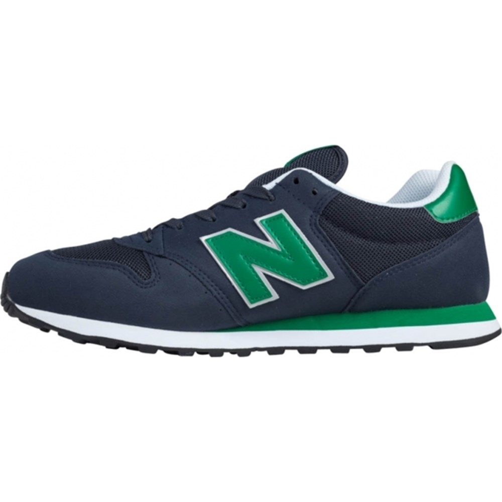 New Balance GM500NSG GM500NSG nero sneakers alte