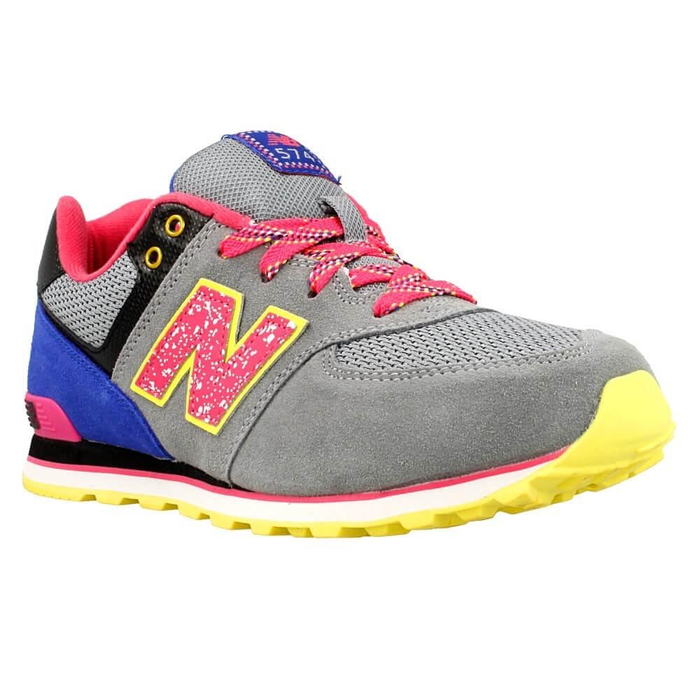 New Balance KL574O6G KL574O6G grigio scarpe basse