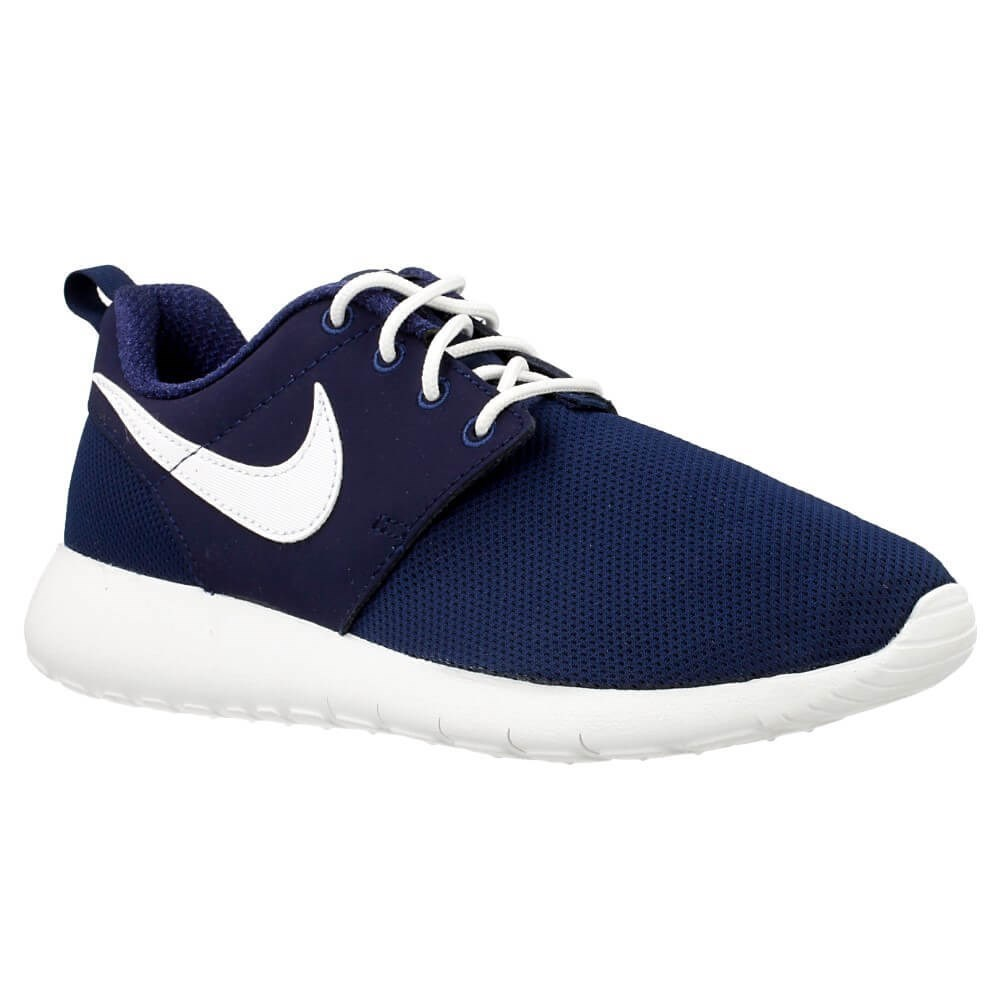 buy popular f7638 56c36 Details about Nike Roshe One GS 599728416 navy blue halfshoes