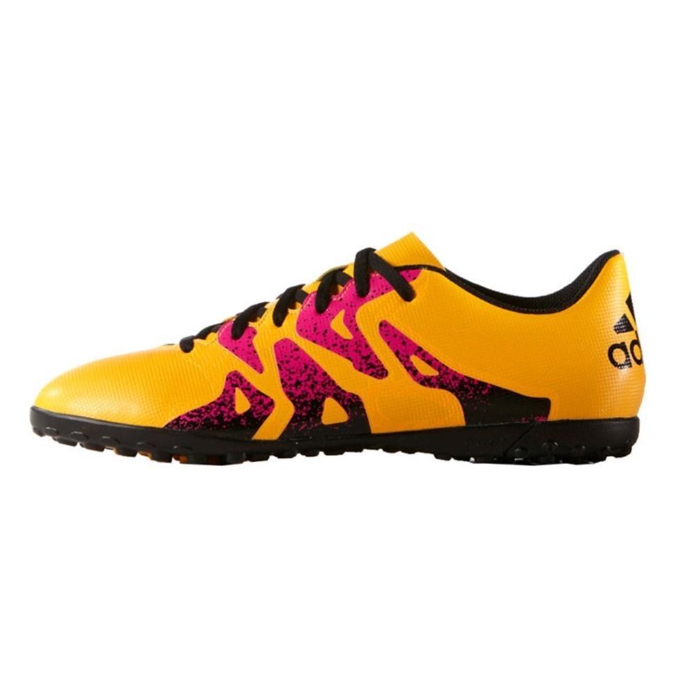 Adidas Messi X 154 TF S74608 yellow halfshoes