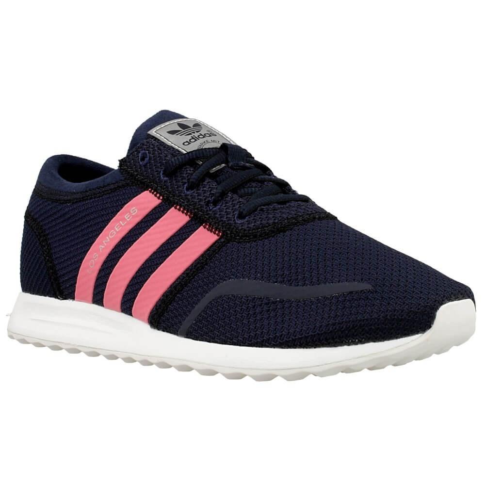Adidas Los Angeles K s74875 Azul marino halfshoes eBay