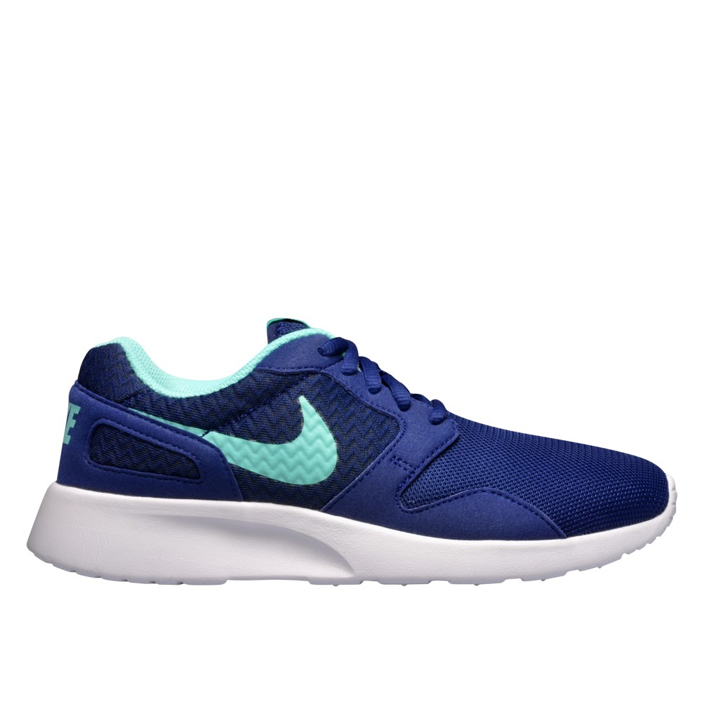 Nike wmns kaishi 654845431 blau halbschuhe