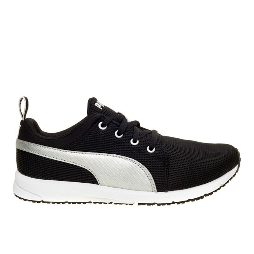 Puma Carson Runner JR 18789401 argento scarpe basse