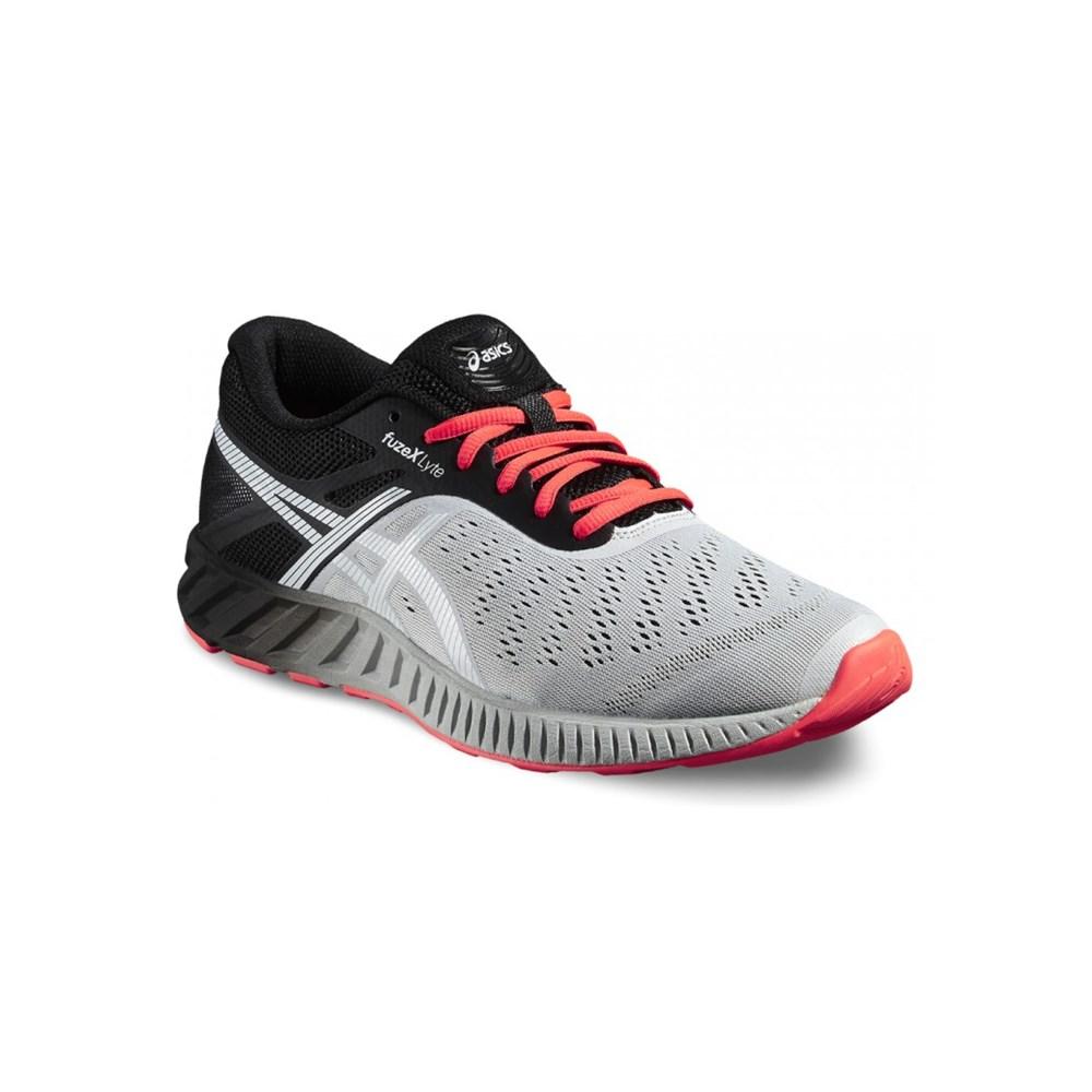 Asics W Fuzex T689N9093 nero scarpe basse