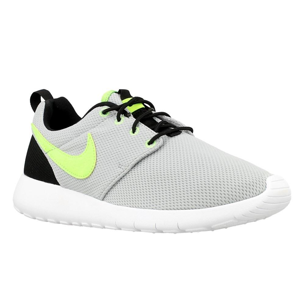 Nike Roshe One GS 599729013 nero scarpe basse