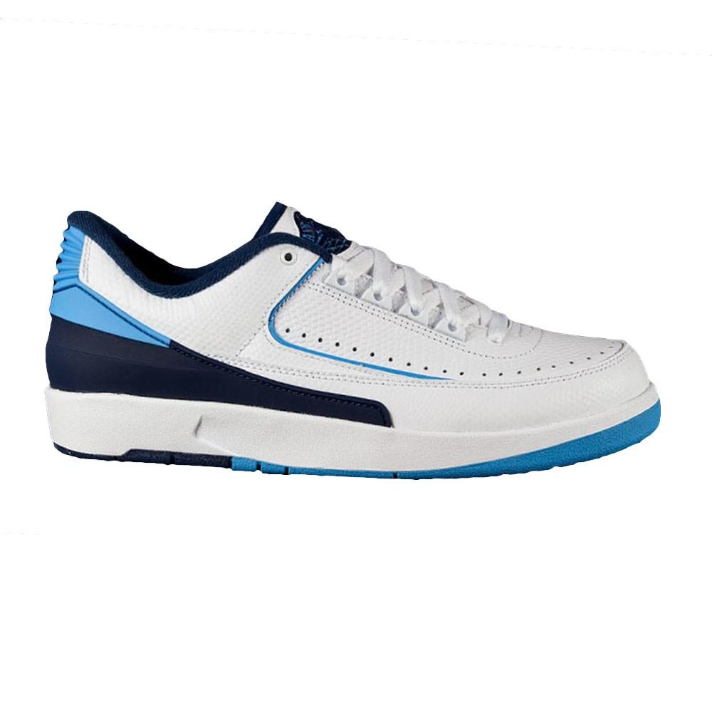 Nike Jordan II Retro Low 832819107 azzuro scarpe basse