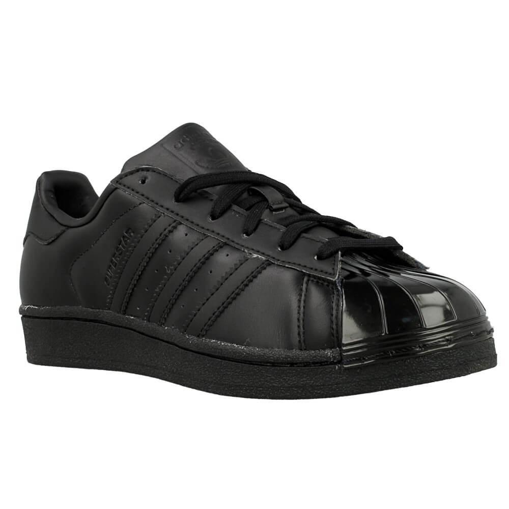 Adidas Superstar Glossy BB0684 BB0684 Glossy negro zapatos deportivos dbb1df