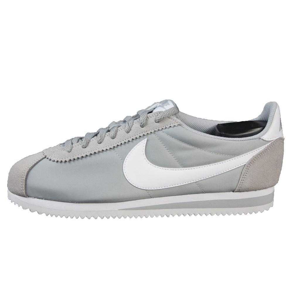 Nike Classic Cortez Nylon 807472010 grey halfshoes