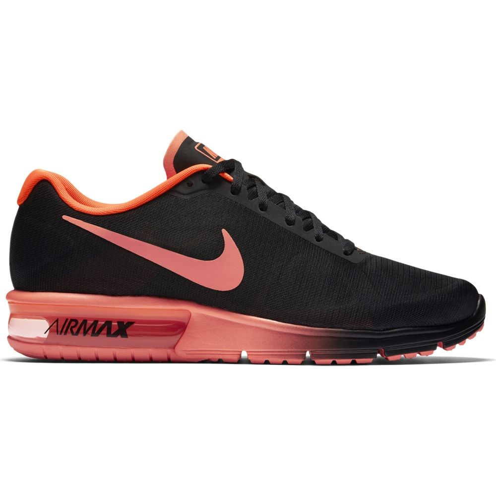 Nike Air Max Sequent 719912012 black halfshoes