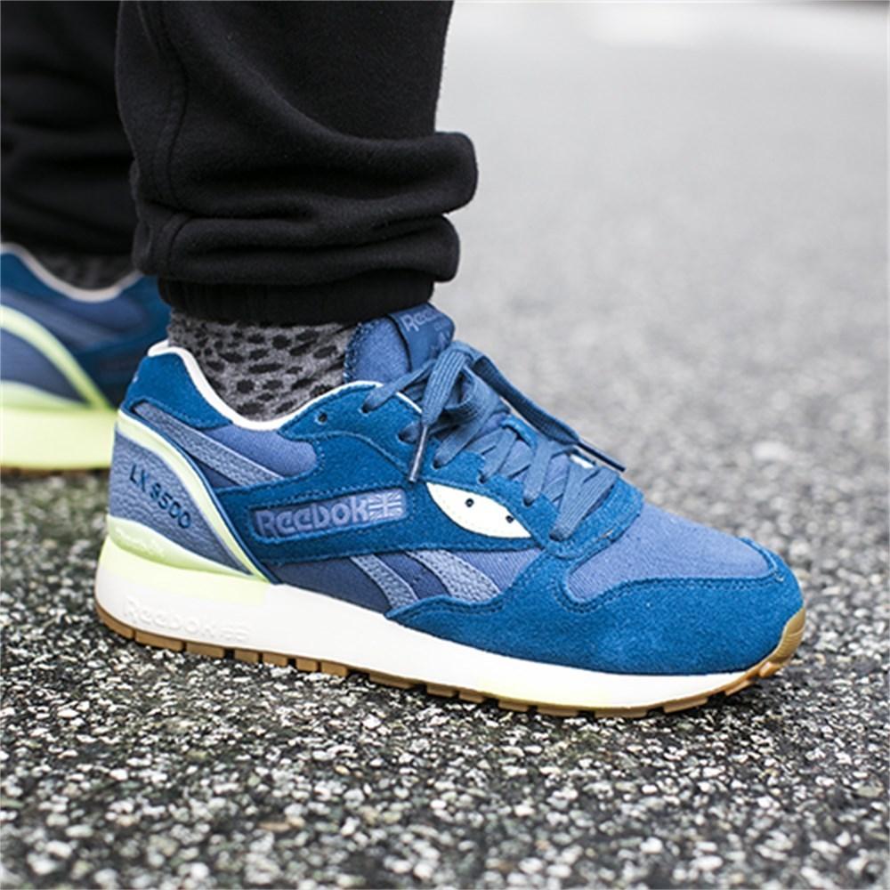 Details about Reebok LX 8500 Desert Vibe The Blues M46399 blue halfshoes