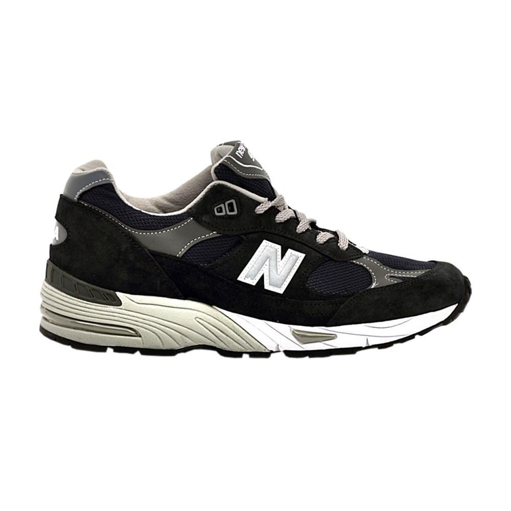 New Balance M991NV M991NV bianco scarpe basse