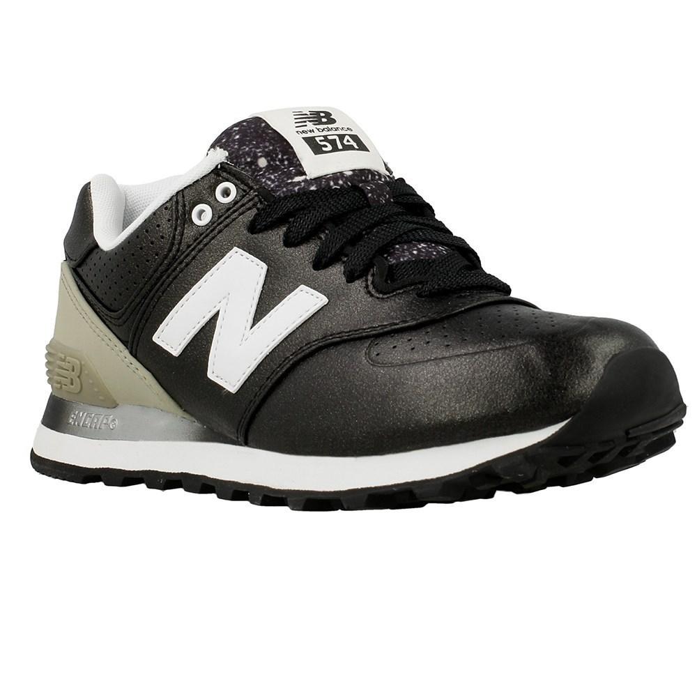 New Balance WL574RAA WL574RAA bianco scarpe basse