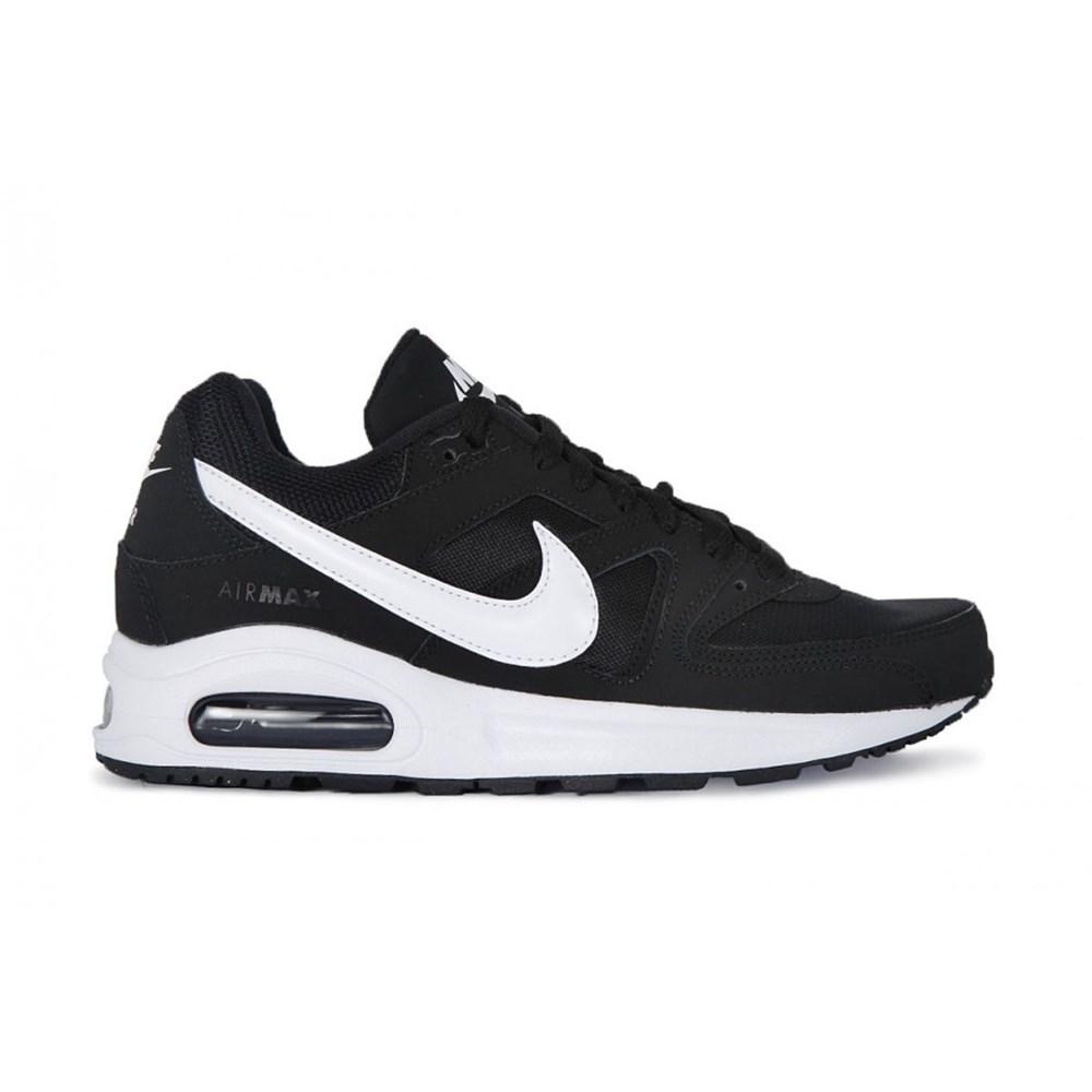 Details zu Nike Air Max Command Flex GS 844346011 schwarz halbschuhe