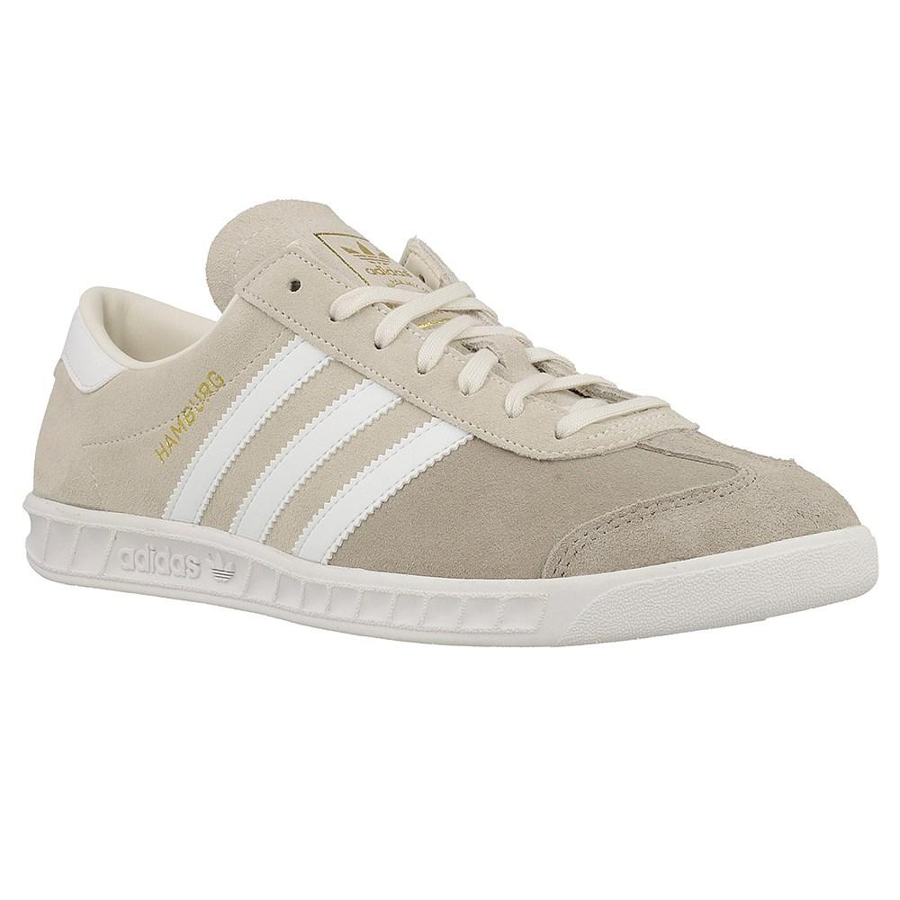 Adidas Hamburg S76695 Beige Sneakers Ebay
