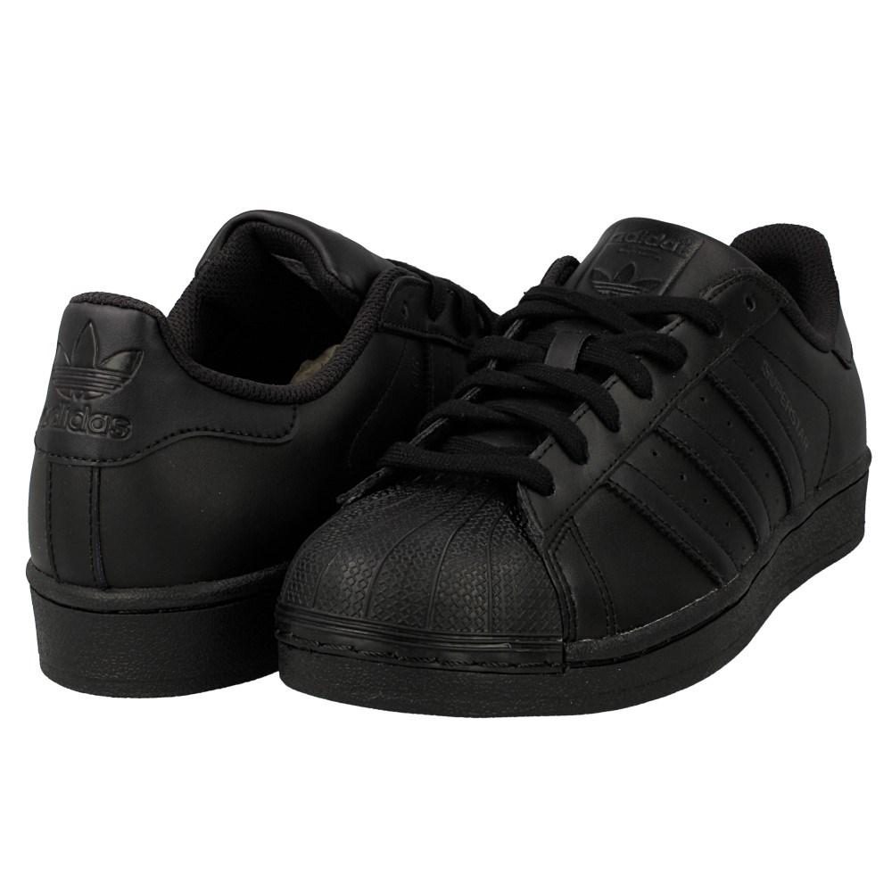 Adidas superstar superstar Adidas f f5666 schwarze turnschuhe f88f40