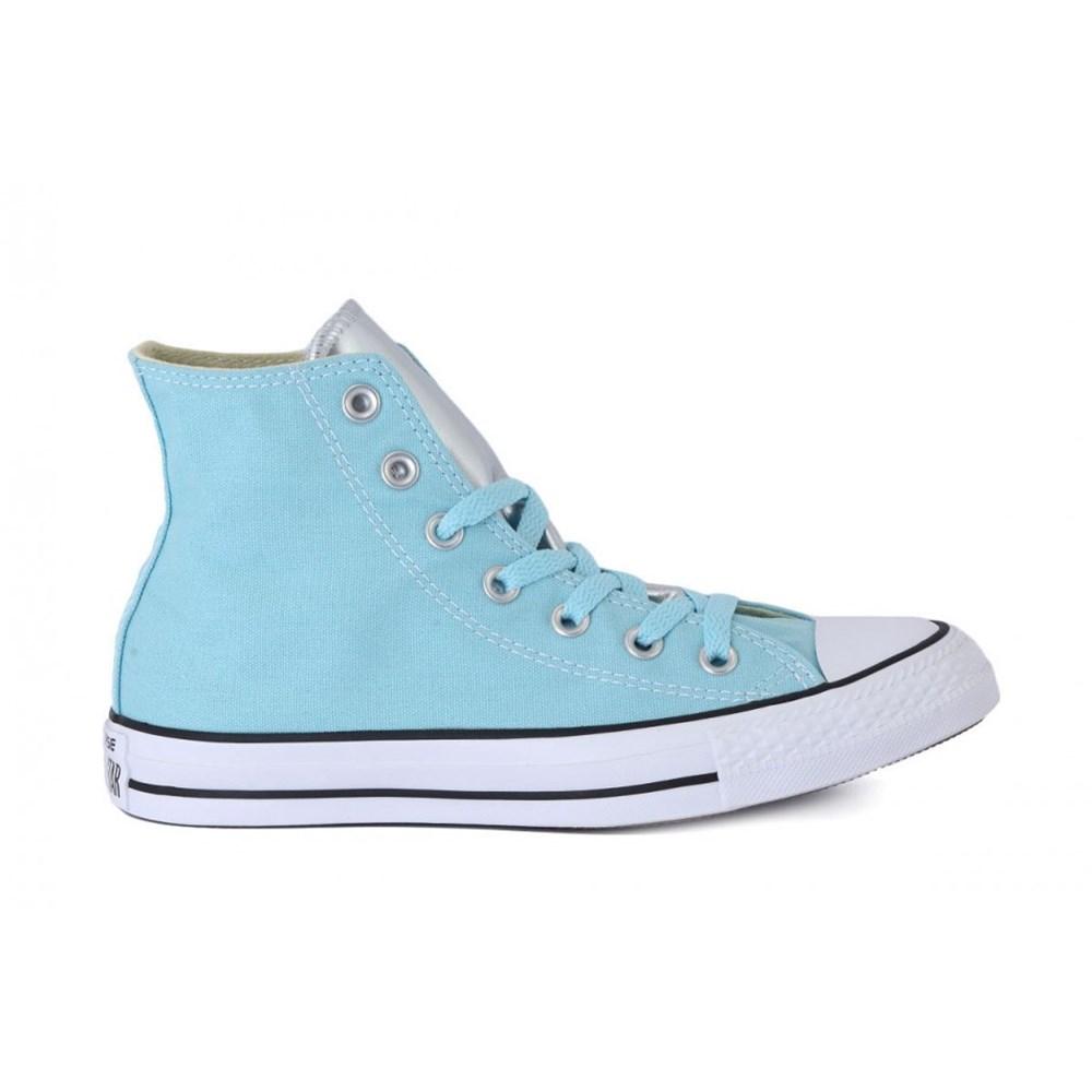 Converse All Star HI 552759C celeste sneakers alte