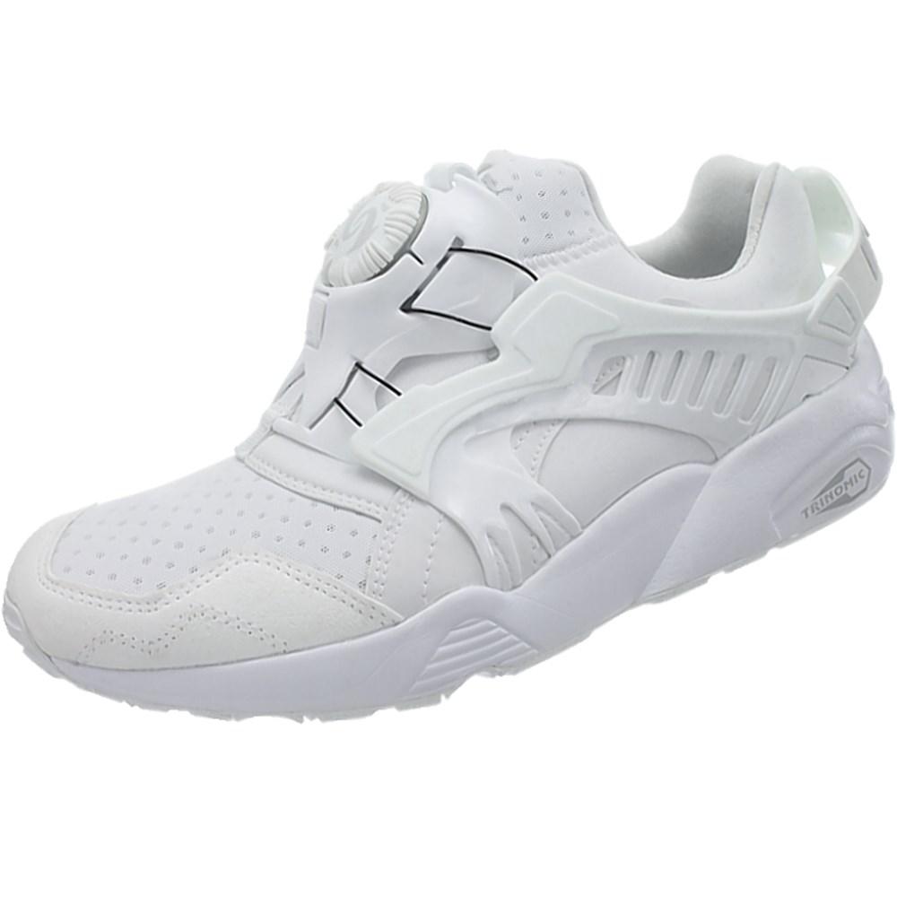 Puma Trinomic Disc Blaze 36196601 bianco scarpe basse
