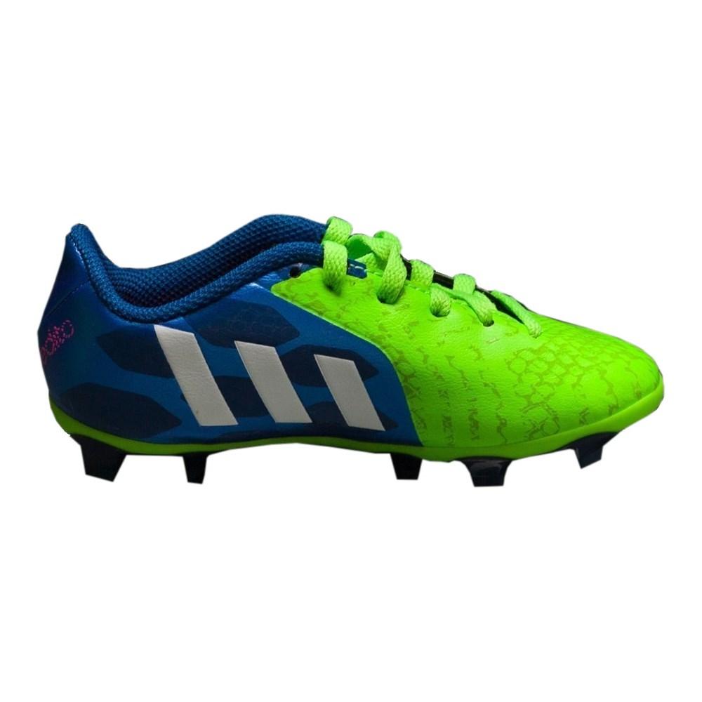 atarse en zapatos elegantes 100% autenticado Adidas Predito Instinct FG J M20162 blue halfshoes   eBay
