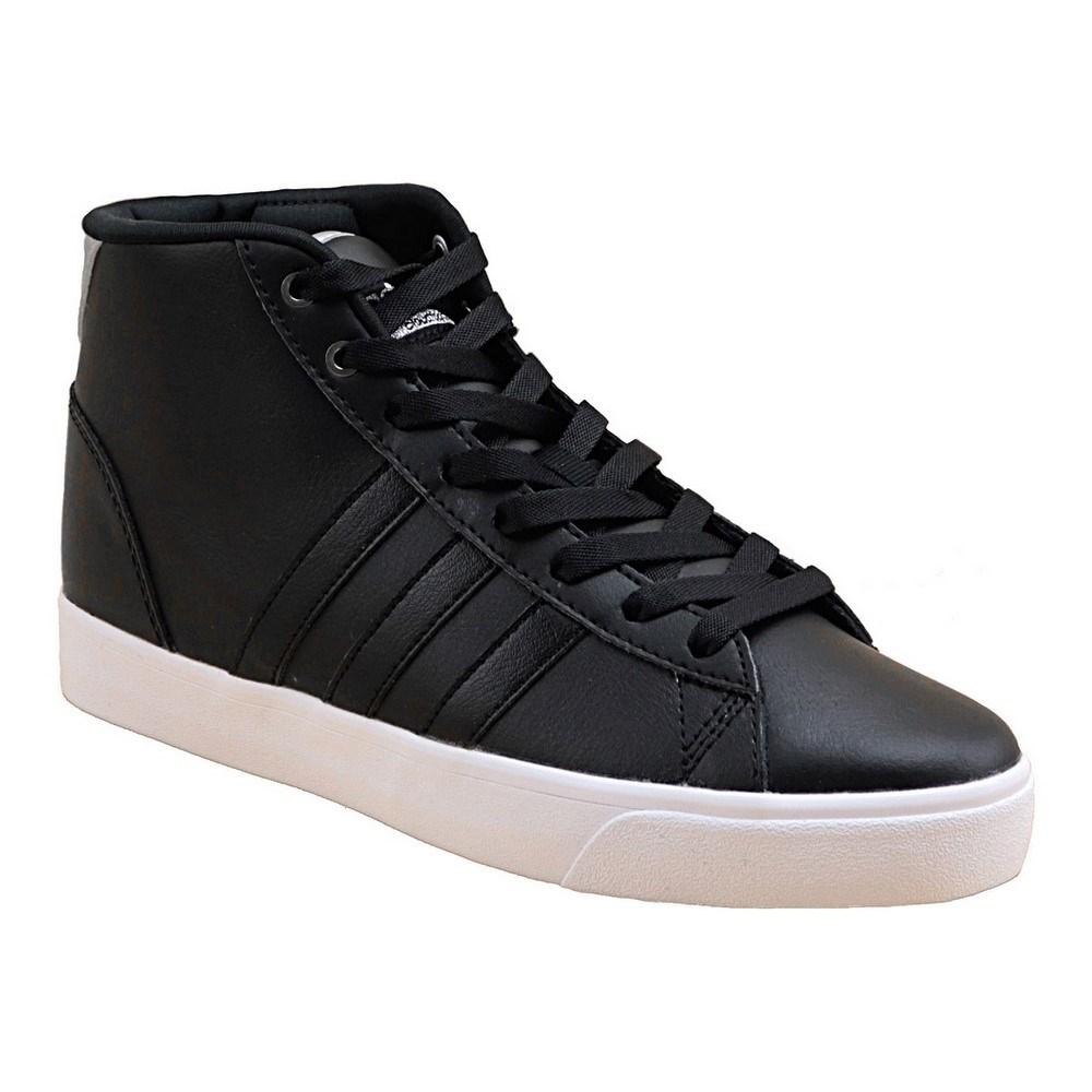 Adidas Cloudfoam Daily QT Mid AW4012 negro hasta el tobillo 157f441afe