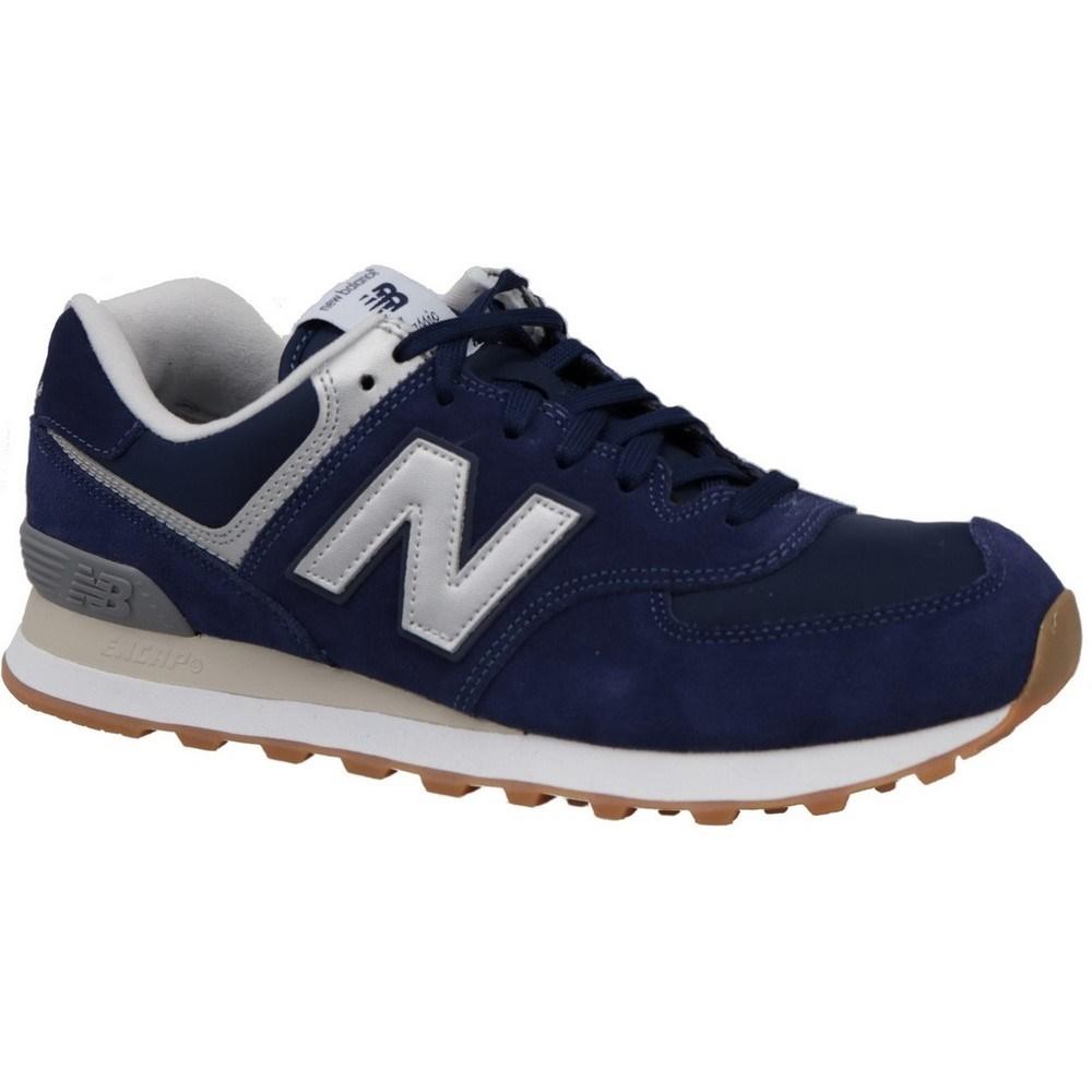 New Balance ML574HRJ ML574HRJ blu marino scarpe basse