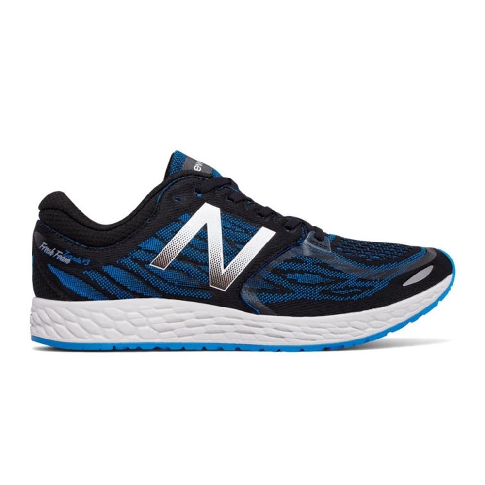 New Balance Fresh Foam Zante V3 MZANTBB3 azzuro scarpe basse