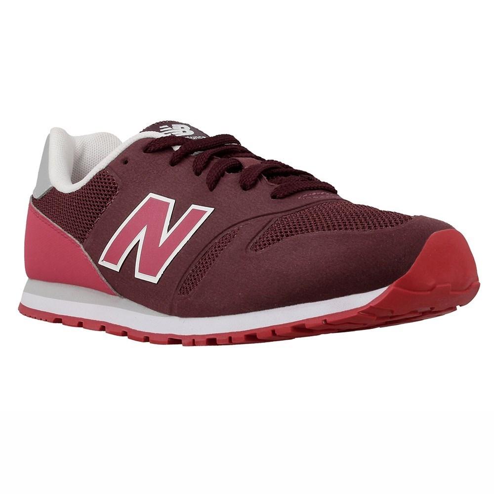 New Balance NBKD373RGYM070 KD373RGY rosso scarpe basse