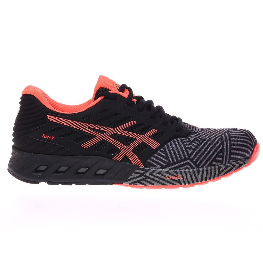 Asics Fuzex Blackpeach T6K8N9606 arancione lunghezza caviglia