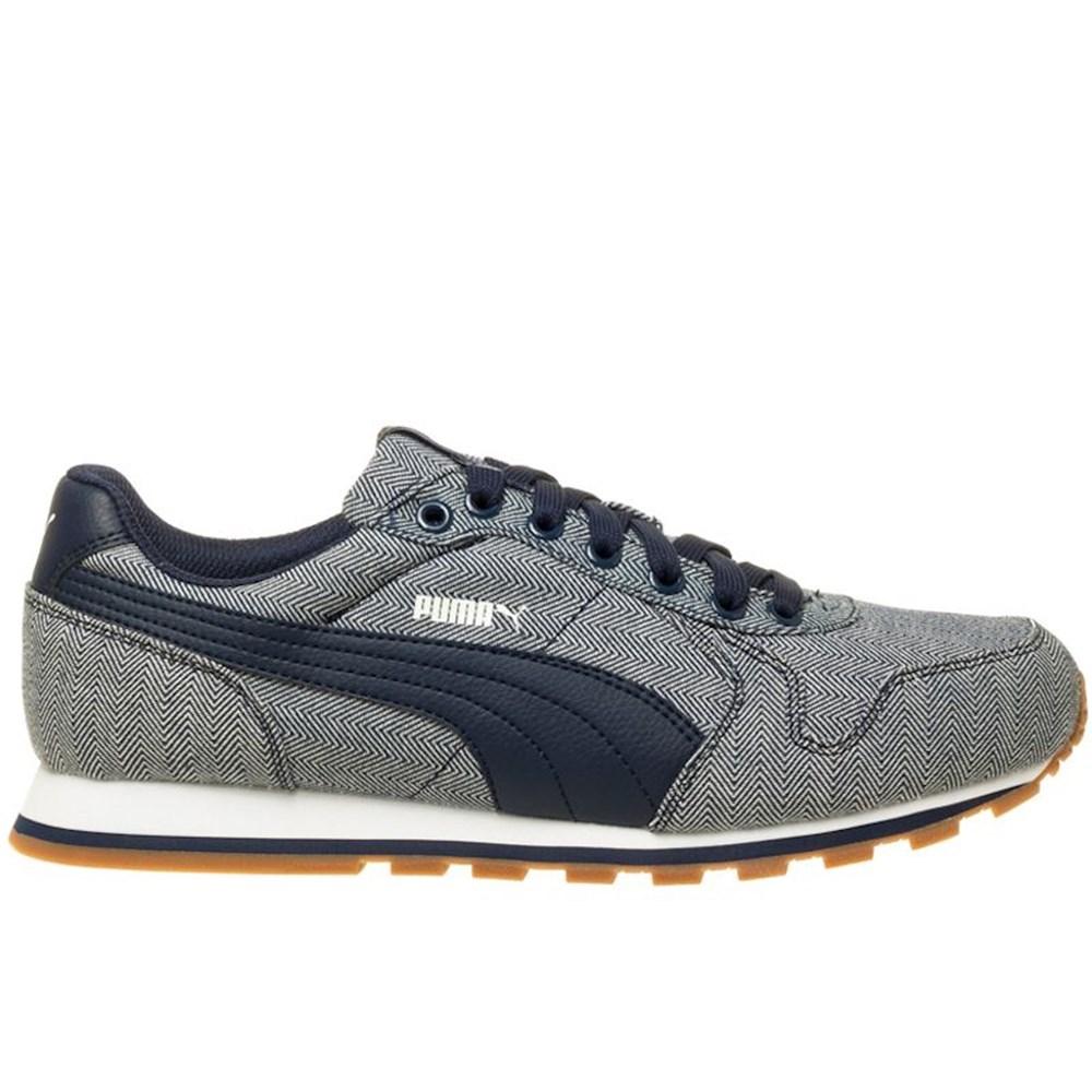 Puma Sesame Str ST Runner 36266401 bianco scarpe basse