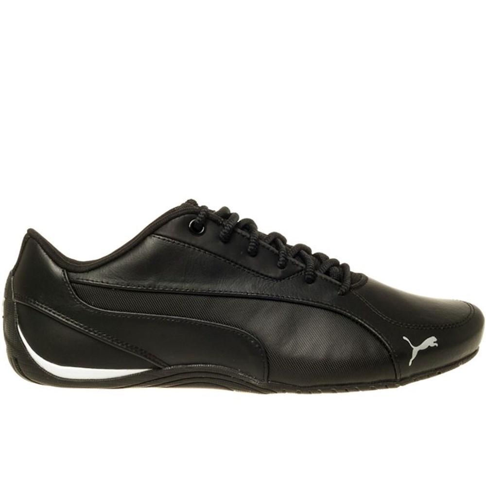 Details about Puma Drift Cat 5 Core 36241601 black halfshoes