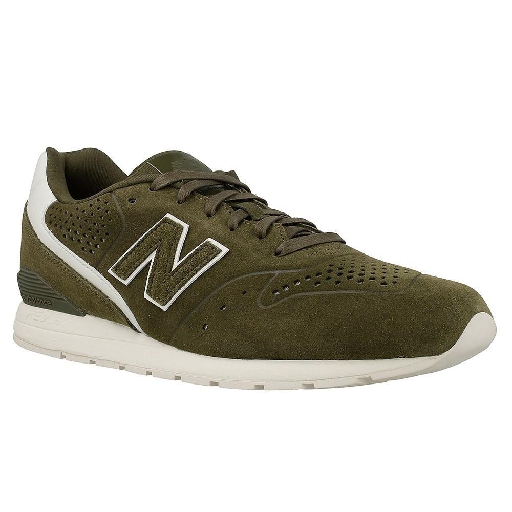 New Balance MRL996 MRL996DZ olivina scarpe basse
