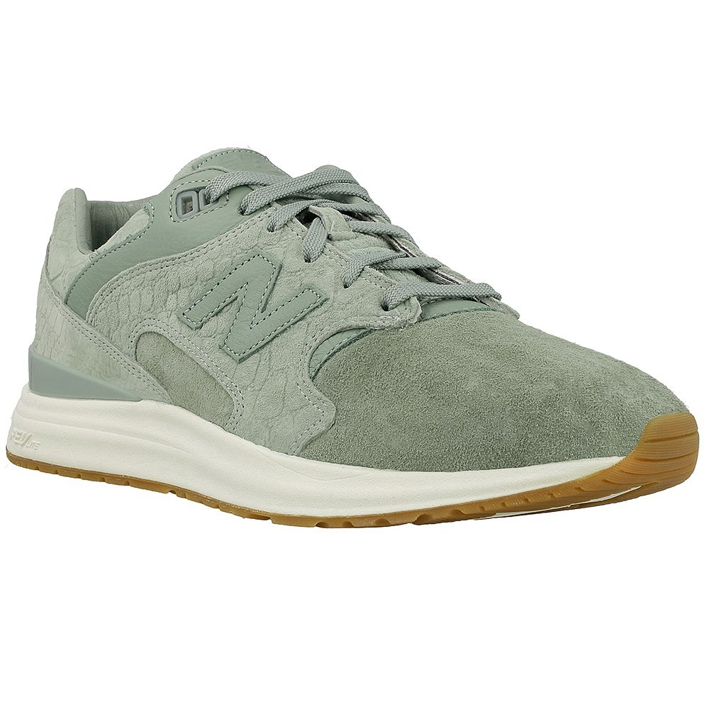 New Balance - NBML1550LUD095 - ML1550LU - Color: Verde - Size: 43.0 NHRIR