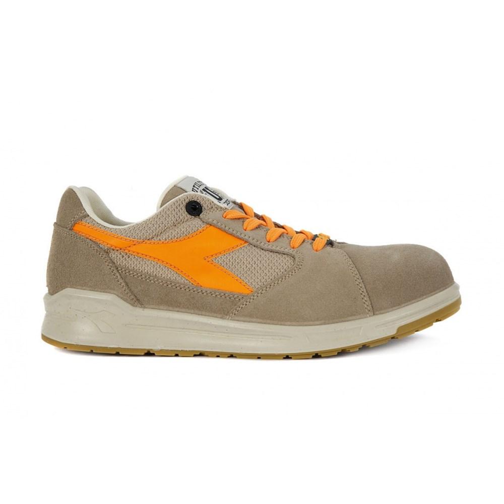 Diadora Utility D Jump Low S1P Src Esd 172036C6824 miele scarpe basse