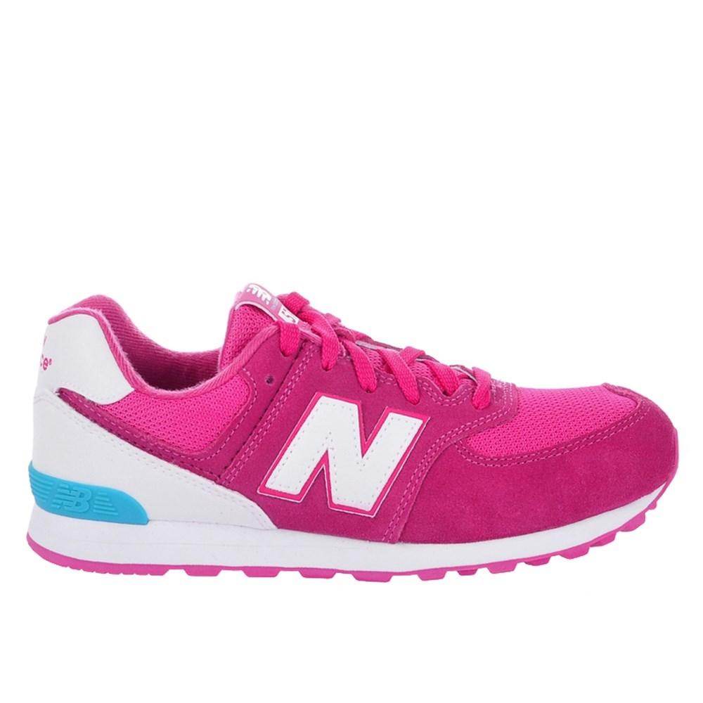 New Balance KL574CZG KL574CZG azzuro scarpe basse