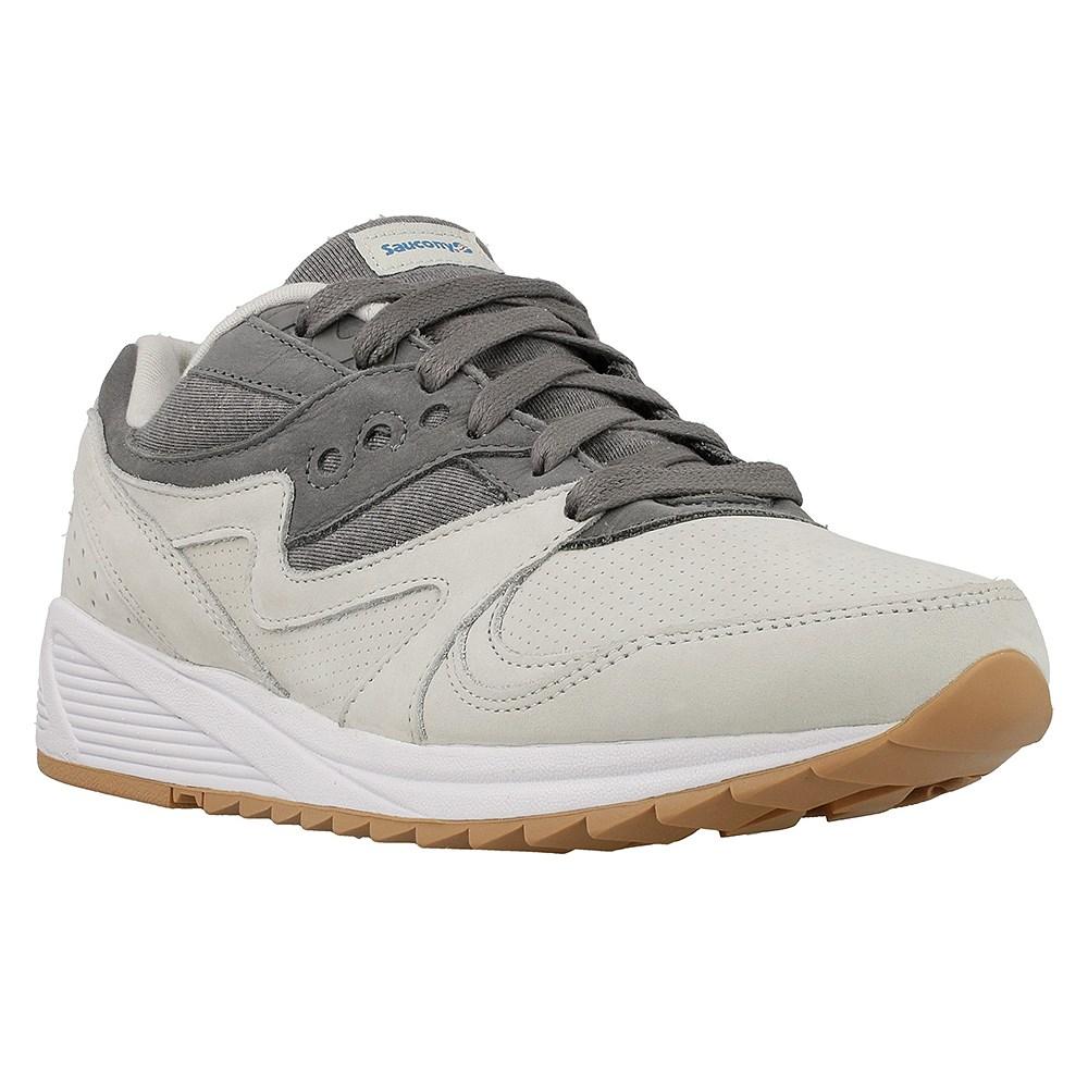 Saucony Grid 8000 LT Grydrk S703031 crema scarpe basse