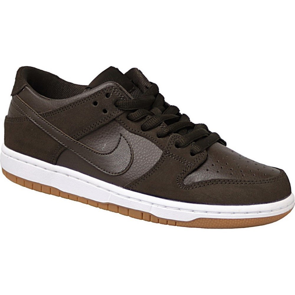 Nike Dunk Low Pro IW 819674221 brown halfshoes