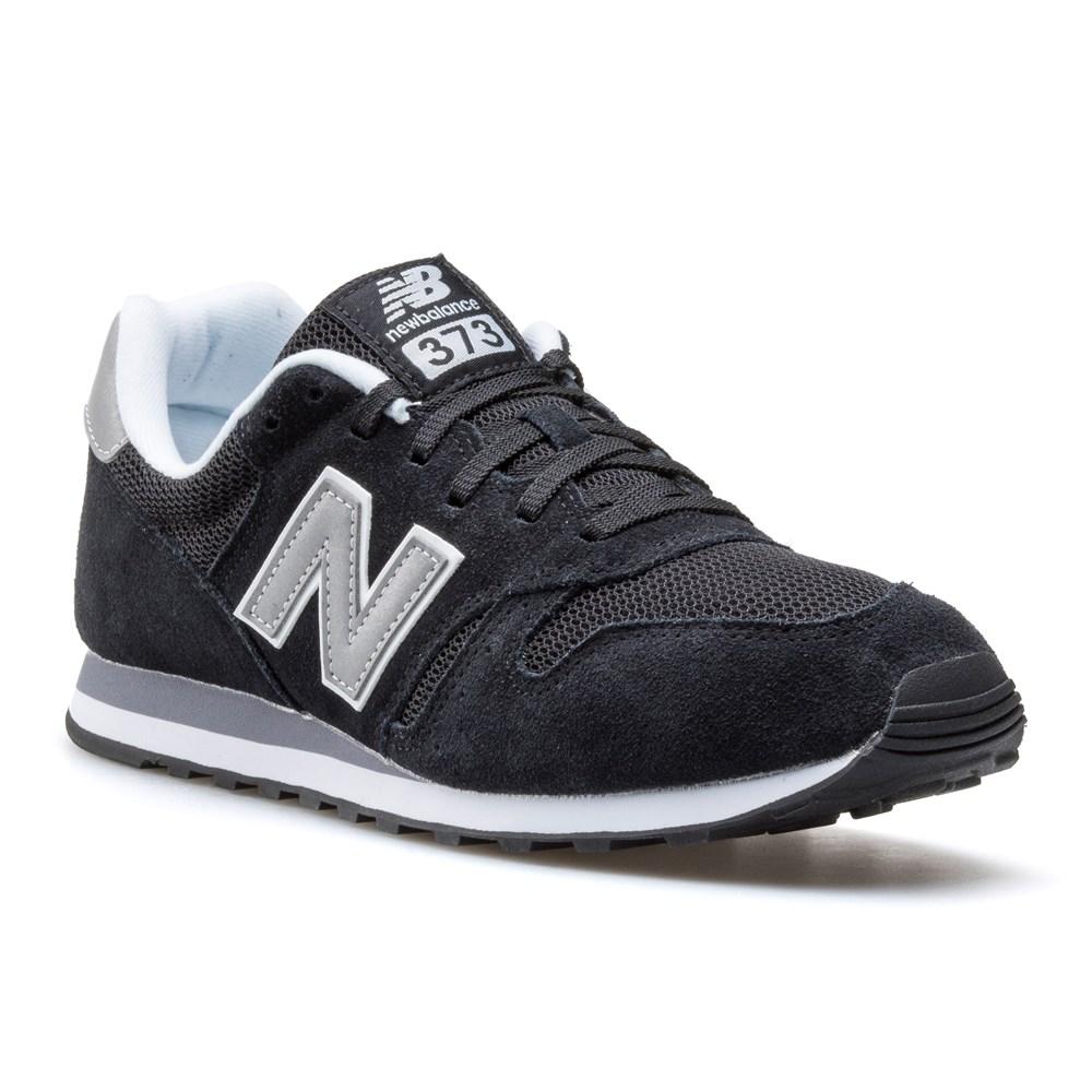 New Balance ML373GRE ML373GRE nero scarpe basse