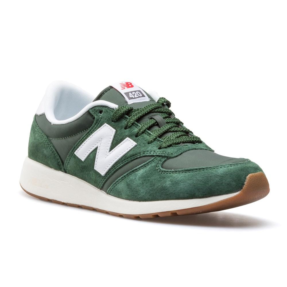 New Balance MRL420SF MRL420SF verde scarpe basse