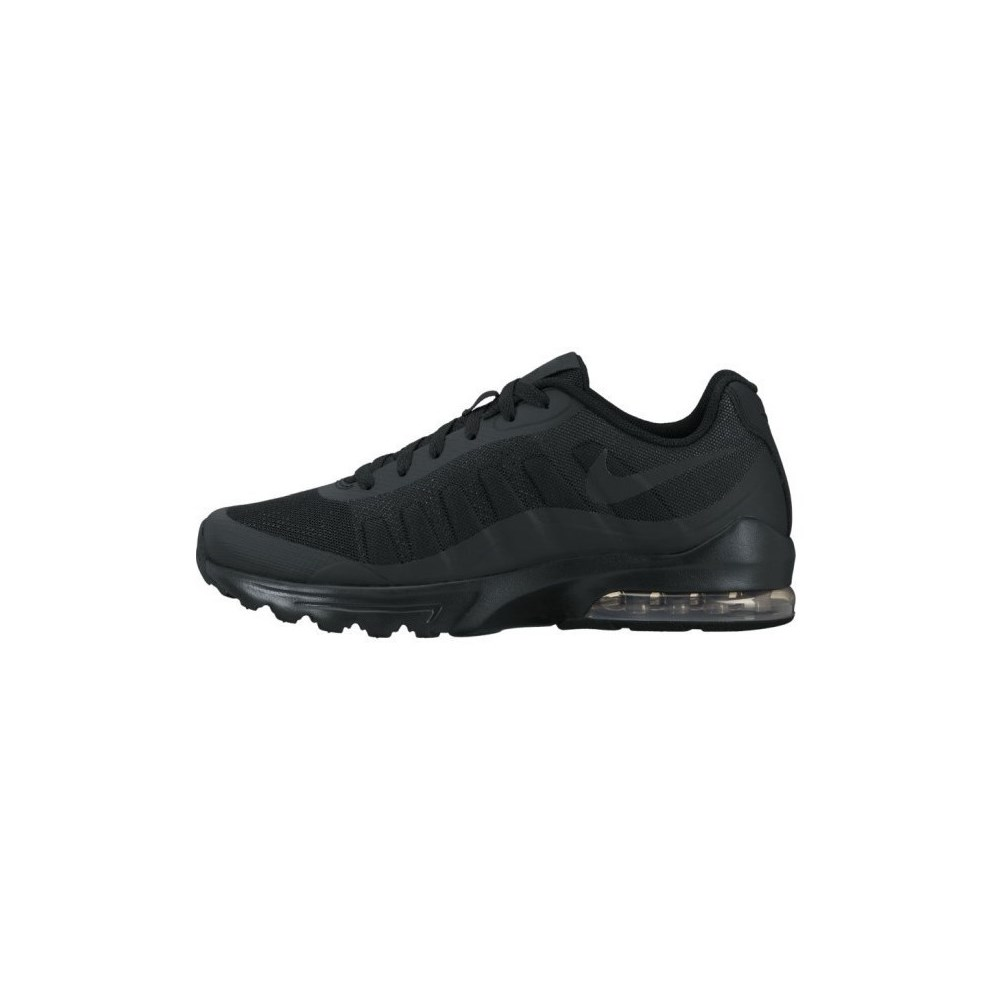Details about Nike Air Max Invigor GS 749680001 black halfshoes