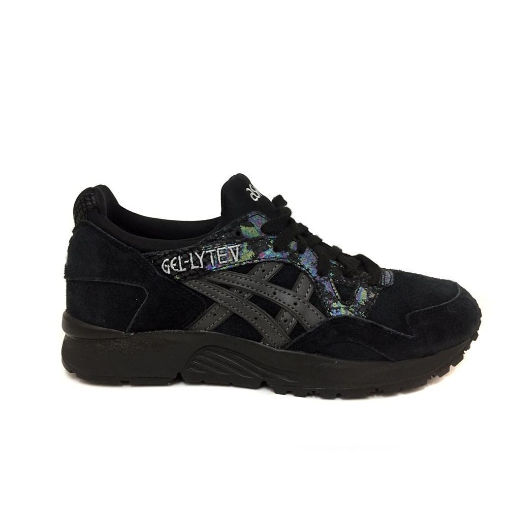 Asics Gel Lyte V Borealis Pack hl6k69090 nero scarpe basse