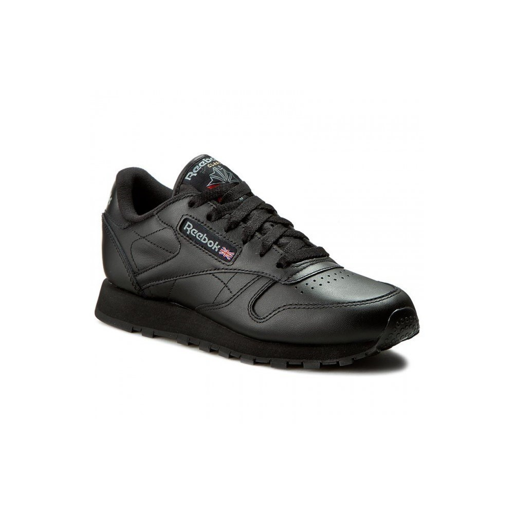 skate shoes distinctive design terrific value Details about Reebok Classic Leather 3912 black halfshoes