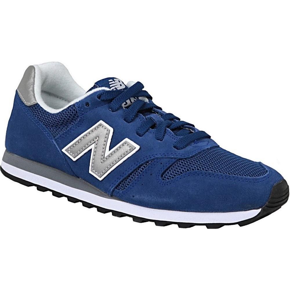 New Balance ML373BLU ML373BLU azzuro scarpe basse