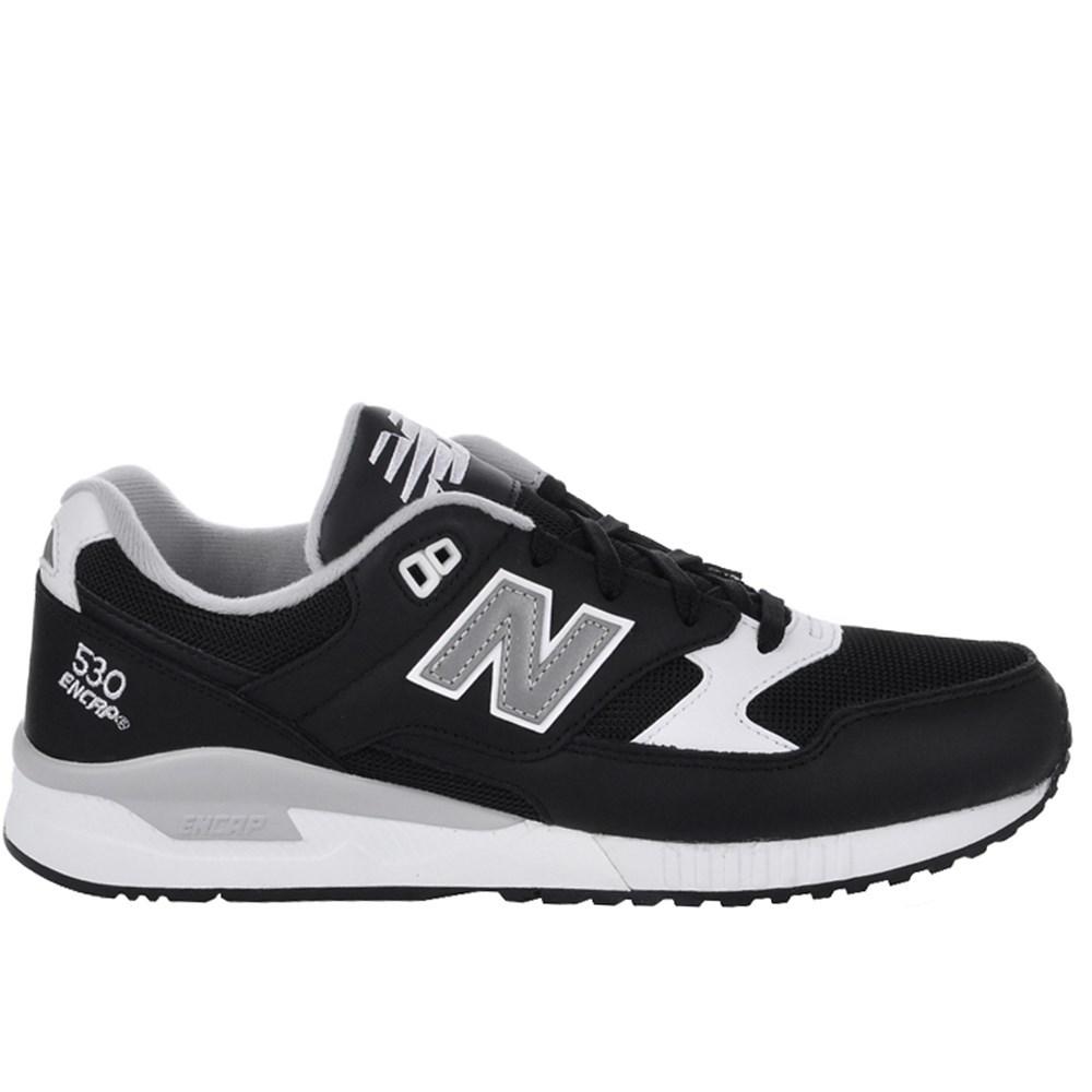 New Balance M530LGB M530LGB bianco scarpe basse