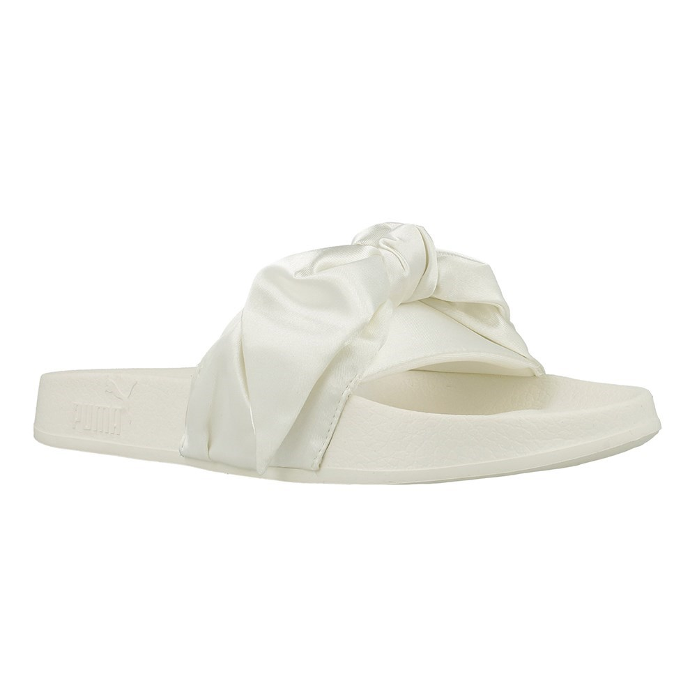 online store 63587 3acf3 Details about Puma Bow Slide Wns Marshmallo 36577402 white