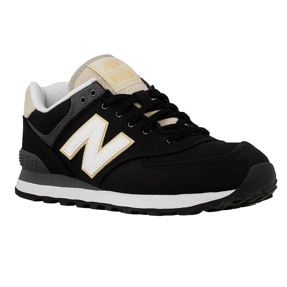 New Balance NBML574RTED115 ML574RTE nero lunghezza caviglia